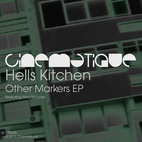 Hells Kitchen ft Irina Makosh - Bridge Across Forever (edit)