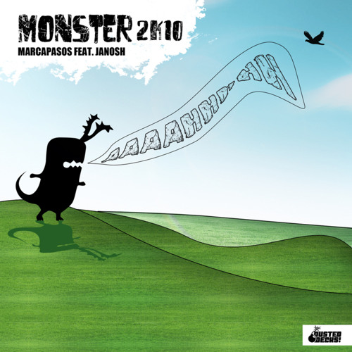 Marcapasos - Monster 2012 (Jay Frog´s Over the hill Remix) (Snippet)