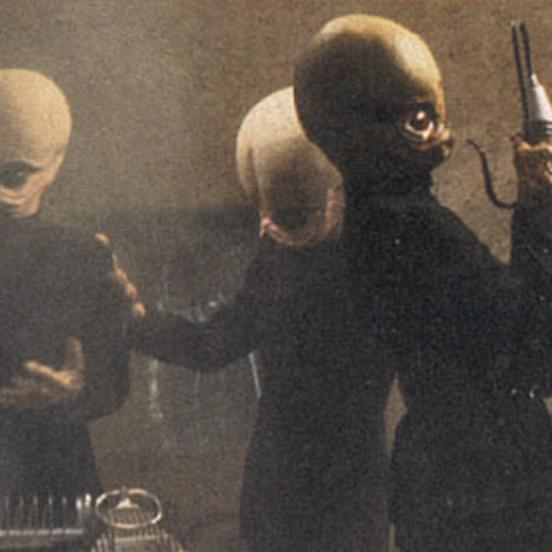 Cantina Band (Ruined by Michael Allen Corn)