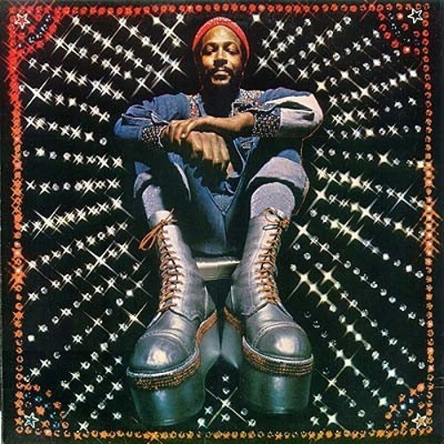 """""""Trouble Man"""" - Marvin Gaye (Live8-track tape)"""