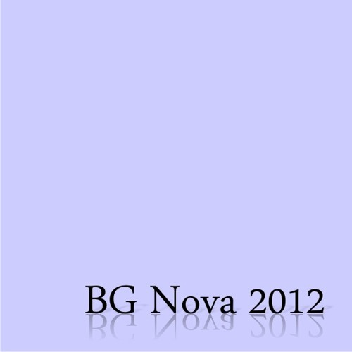BG Nova 2012 - When The Storm Is Over