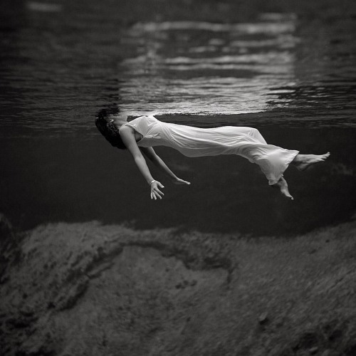 Lady In The Water by Brad Maney