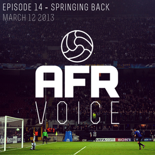 Springing Back - AFR Voice Ep.14