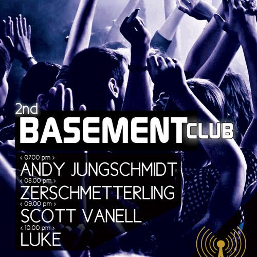Basement Club #2 | Andy Jungschmidt