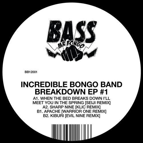 Incredible Bongo Band - Kiburi (Evil Nine Remix)