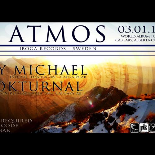 DJ Nokturnal - Live at Atmos 2013
