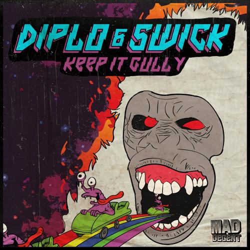 Diplo & Swick - Dat A Freak (ft. TT & Lewis CC)[Dub]