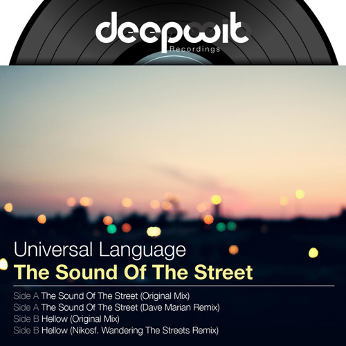 Universal Language - The Sound Of The Street (Preview)