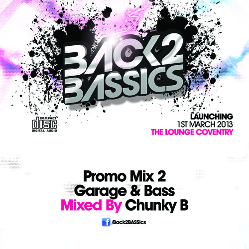 Back2BASSics Promo Mix 2 (Garage & Bass)