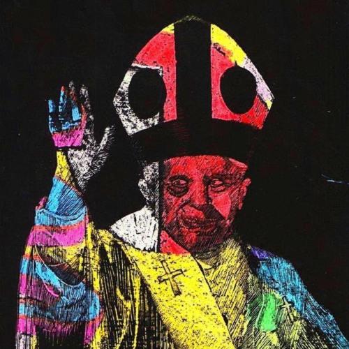 Kaleidoscope Pope