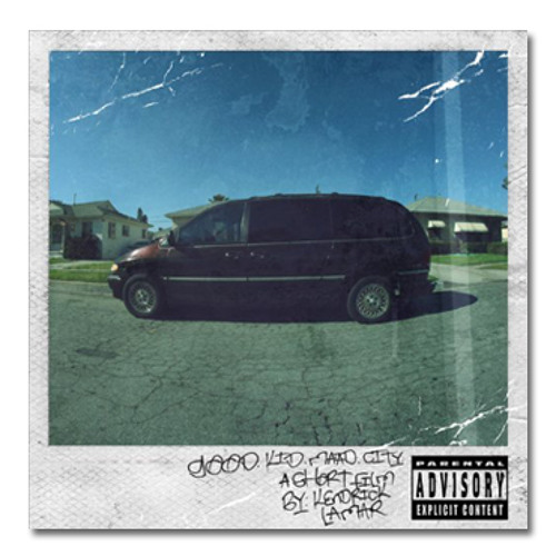 08 - Kendrick Lamar - M.A.A.D City (Feat. MC Eiht)