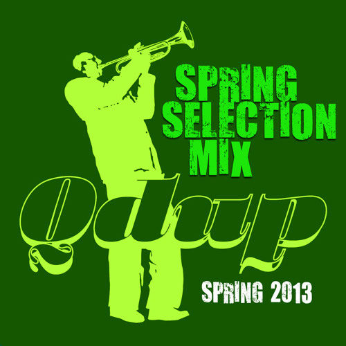 Qdup Spring Selection Mix - Spring 2013 (Free Download)