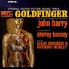 Goldfinger - James Bond cover