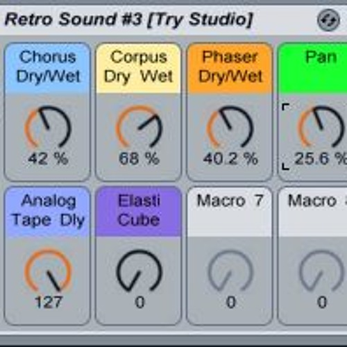 "Try Studio presents ""Retro Sound rack #3"" :::FREE DOWNLOAD CLICK ON LINK BELOW :::"