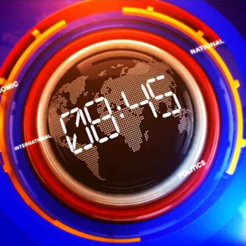 Clock News Countdown 1