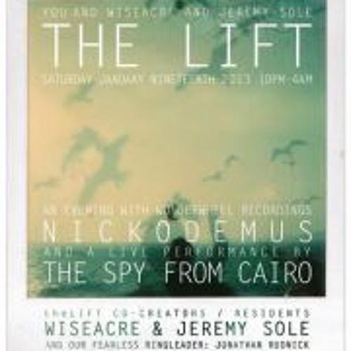 Nickodemus LIVE @ theLIFT MLK BDAY 2013