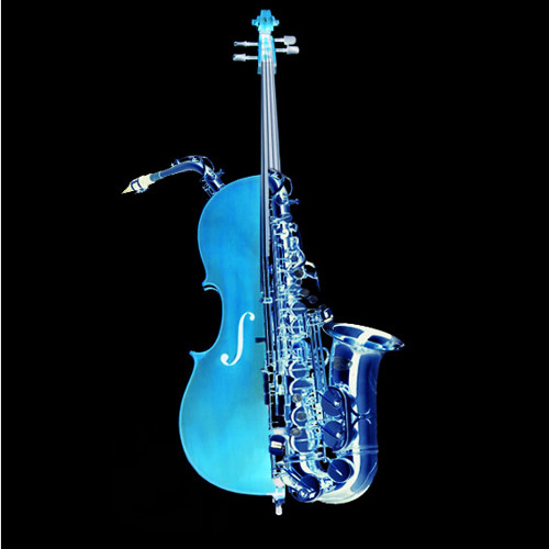 """Song"" Free Improvisation Duo: Anna Röser (sax), Jo Flüeler (Cello)"