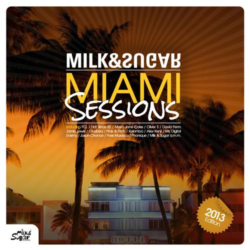 CD1-HOUSE: Jason Chance & Michelle Weeks - Mi Corazon Latiendo (Milk & Sugar Miami Edit)