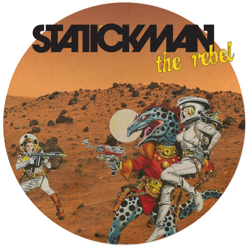 Statickman - The Rebel