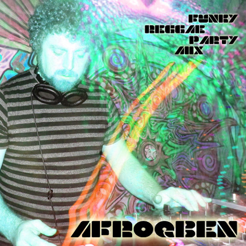 AfroQBen - Funky Reggae Party 2013 MIXTAPE