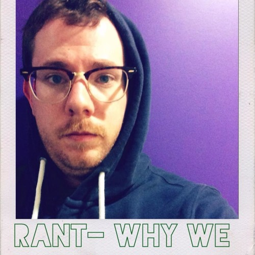 RANT - Why do we love fast food?