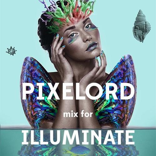 Illuminate Pdcst #1 - Pixelord Vapormix - 100% hits