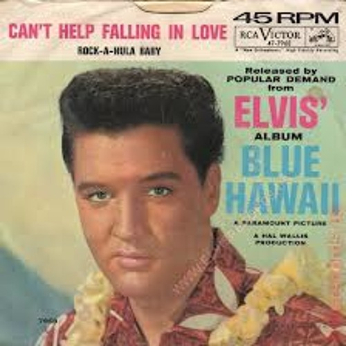 Can't help falling in love (Elvis Presley cover)
