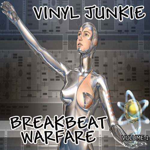 VINYL JUNKIE - Breakbeat Warfare Vol 1 (Mixtape) FREE DOWNLOAD