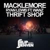 Macklemore & Ryan Lewis - Thrift Shop ft. Wanz (Filip Jenven Remix) [FREEDOWNLOAD]