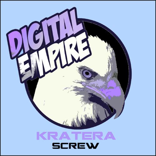 DER0019: Kratera - Screw (Original Mix) OUT NOW FEATURED ON BEATPORT