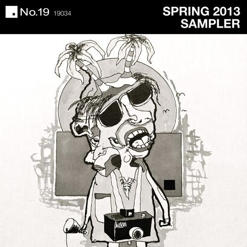 Spring 2013 Sampler