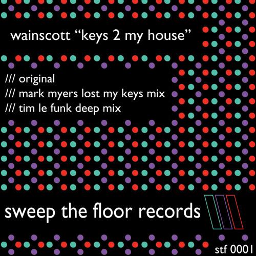 Wainscott -  Keys 2 My House (Mastered Original)