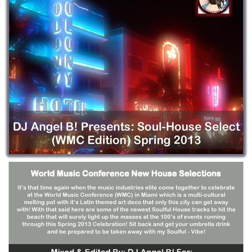 DJ Angel B! Presents  Soul-House Select (VOLUME IV)