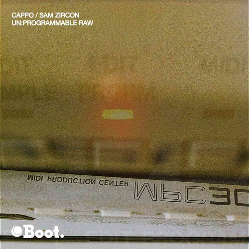 Cappo / Sam Zircon - Iron Flyer