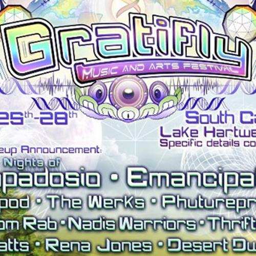 Gratifly Festival 2013 Sampler