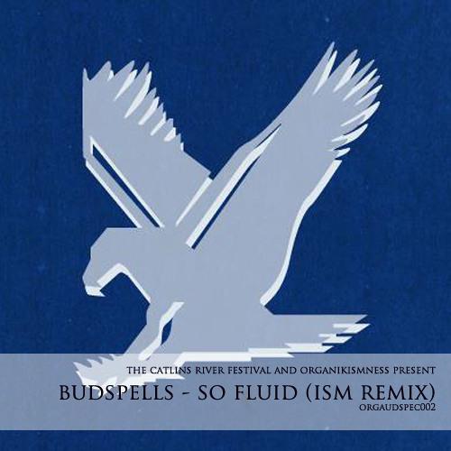 Budspells - So Fluid  (Organik_ISM_ness remix ) - FREE DOWNLOAD