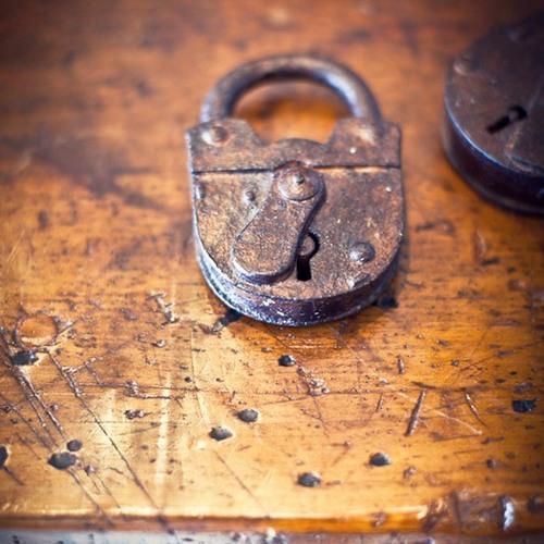 Hope Behind Locked Doors