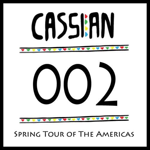 002: Spring Tour of The Americas