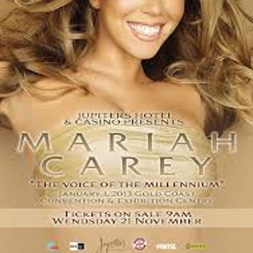MARIAH CAREY Australian Tour Radio Commercial [UAE PRESENTS]