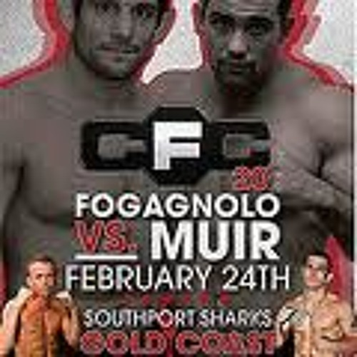 CAGE FIGHTING CHAMPIONSHIPS (CFC) Radio Ad