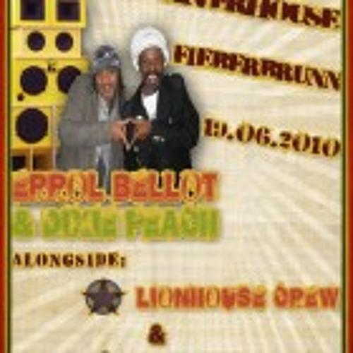Dixie Peach & Errol Bellot - 19.06.2010 - Riverhouse / Fieberbrunn