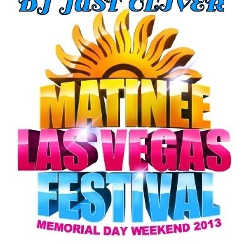 MATINEE Las Vegas Festival Dj Contest 2013 - Dj Just Oliver