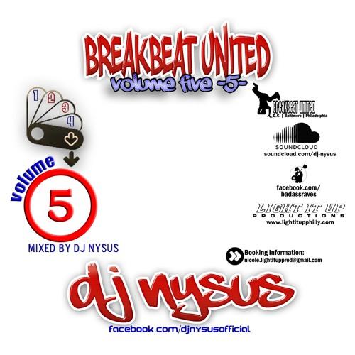 Breakbeat United Vol. 5