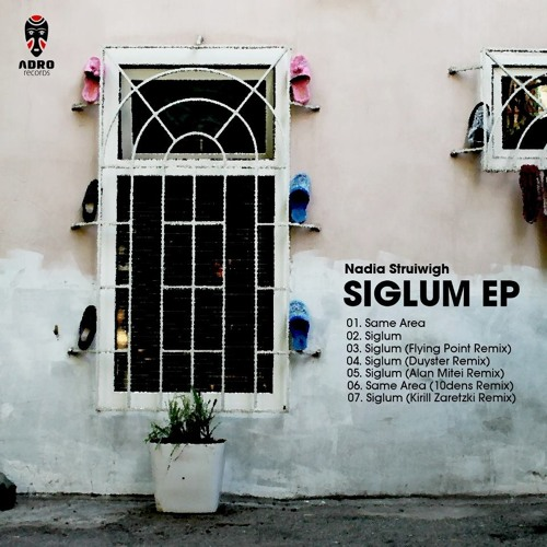 Nadia Struiwigh - Same Area (10dens remix) [128 kbs]