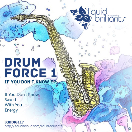 Saxed (Out Now On Liquid Brilliants)