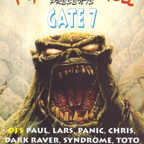 FORZE DJ TEAM @ 7 GATES TO HELL (08-10-1994) SIDE A