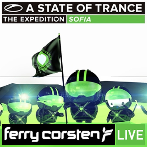 Ferry Corsten @ A State Of Trance 600, Sofia, Bulgaria [March 8, 2013]