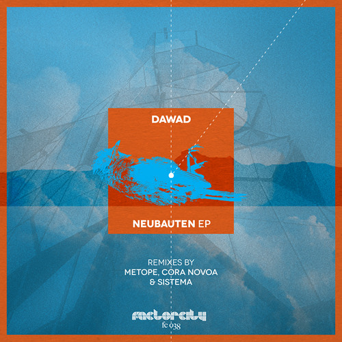 Dawad_The Drift_Cora Novoa remix