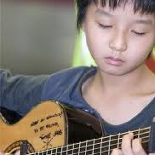 Sungha Jung - A Thousand Years