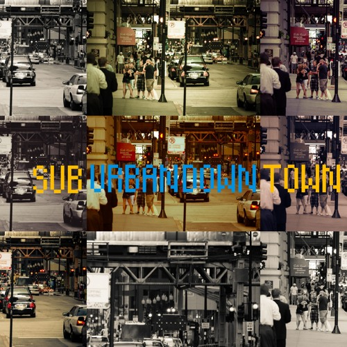 Sub-Urban Downtown